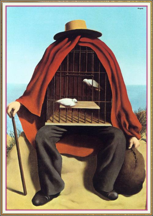 Rene Magritte, Terapist