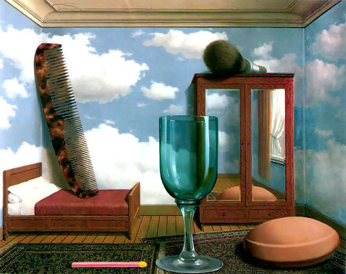 Rene Magritte, Personel Values