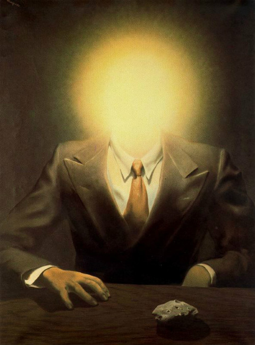 Rene Magritte, The Pleasure Principle