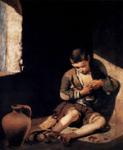 A Young Beggar