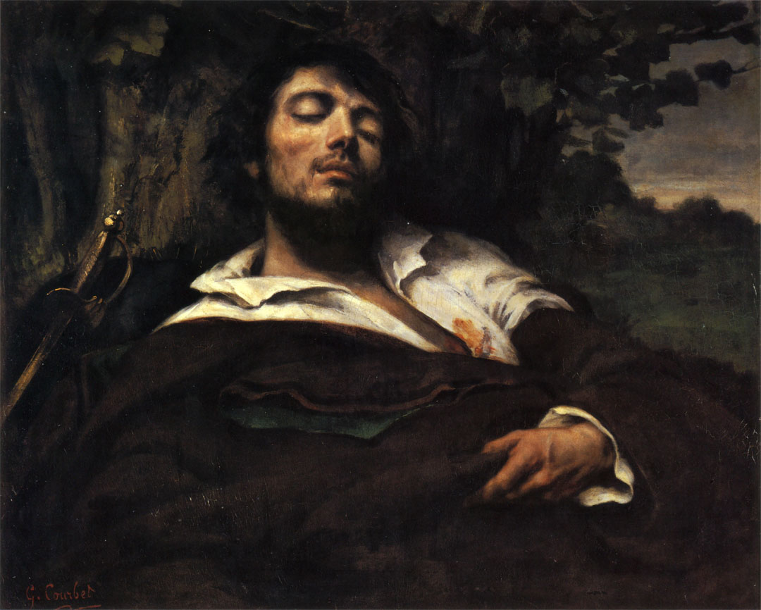 Portrait of the Artist, called The Wounded Man