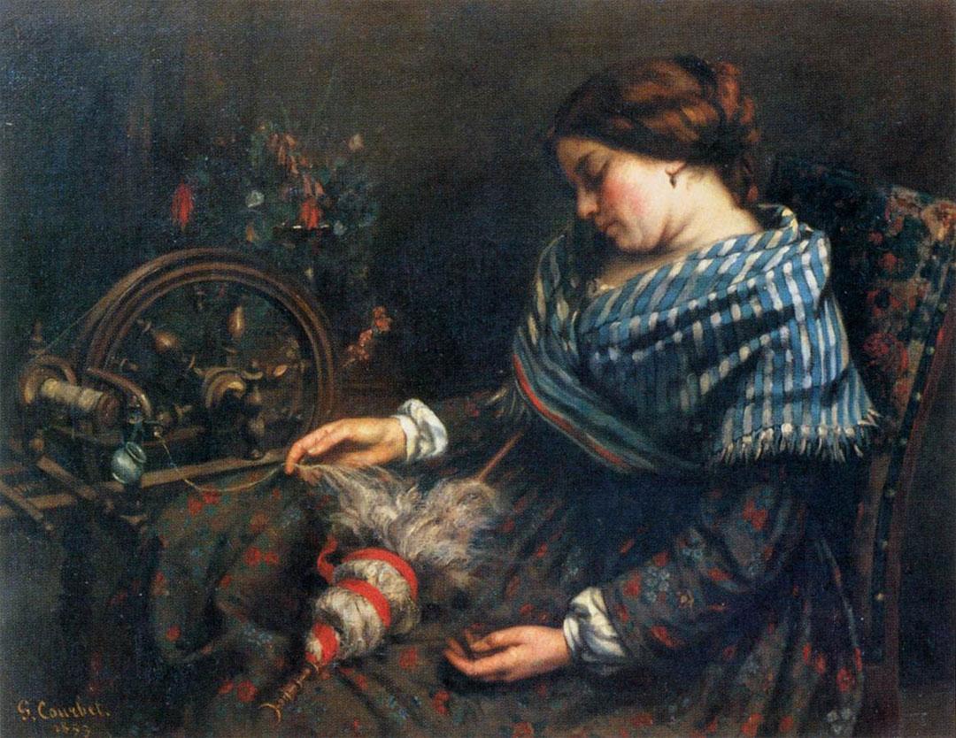 The Sleeping Spinner