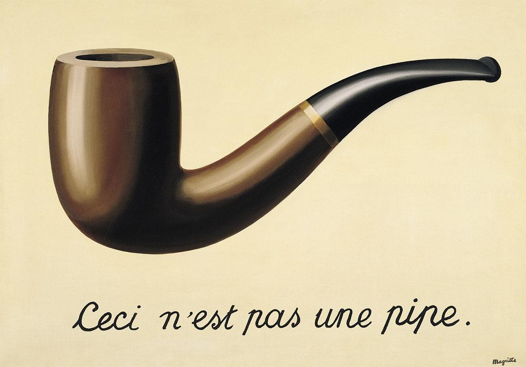Ceci n est pas une pipe