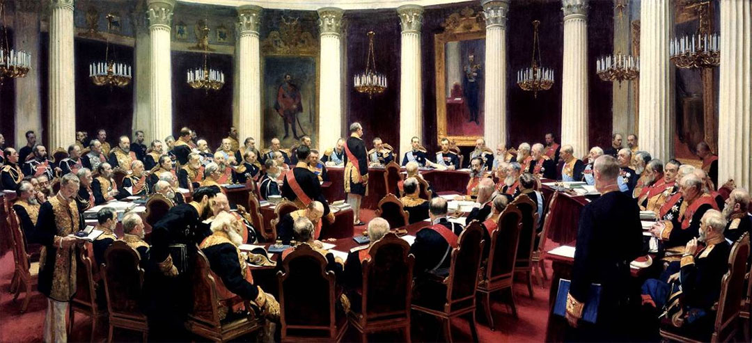 Formal Session of the State Council on May 7