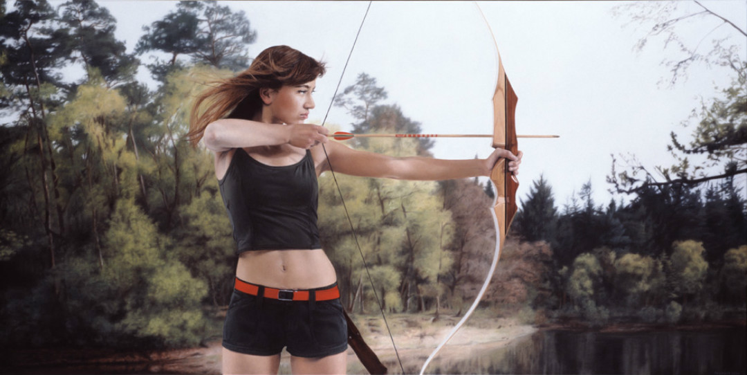 Die Jagd - Ulrike