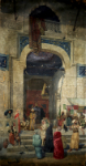 Cami Kapısındakiler